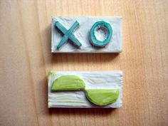 DIY stamps tutorial
