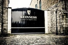 Yes, I 'toured' the Guinness Storehouse in Doublin... say no more.