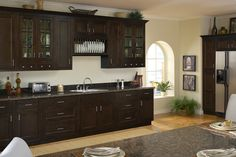 The new Healdsburg kitchen collection from SunnyWood.  Find out more at: www.sunnywood.biz