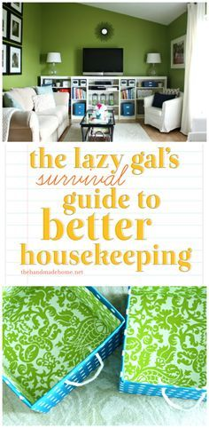 Guide to organizing your home, or small spaces | Tips, tricks and easy DIY ideas for storage on a budget
