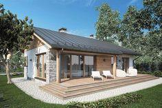 My Home Design, Small House Design, Home Design Plans, Modern House Design, Simple House Plans, Modern House Plans, Tiny House Plans, Bungalow House Design, Cottage Design