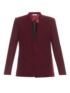 Wrap-front wool jacket | Barbara Casasola | MATCHESFASHION.COM UK