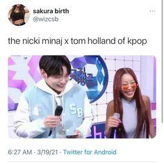 Kdrama Memes, Funny Kpop Memes, Funny Quotes, Jake Sim, Say Hi, Kpop Groups, Really Funny, I Laughed, Seulgi