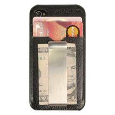 i.CLiPP Wallet Case with Money Clip for iPhone 4/4S-Black by Shash Apparatus, http://www.amazon.com/dp/B00AM6IOZU/ref=cm_sw_r_pi_dp_OlQfsb1BME34Q