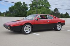 Ferrari Dino 308GT4. This is one of my favorites.