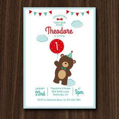 Teddy+Bear+Picnic+Invitation+Teddy+Bear+Birthday+by+maydetails