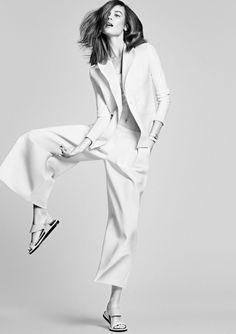 Jac Jagaciak by James Macari for Vogue Mexico, August 2014.