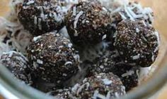 Homemade bliss balls These easy, no-bake homemade bliss balls are perfect for lunch boxes or an after school snack. We're talking super healthy and super delicious.