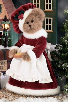 Product Detail - Mrs. Claus