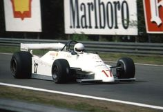 1980 GP Belgii (Geoff Lees) Shadow DN12 - Ford