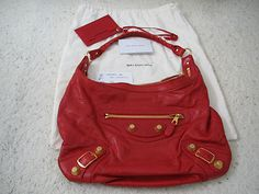 Love love love this bag. Great with neutrals and colors.