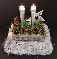 Bloemschikken Advent & Kerst - 8. Advent