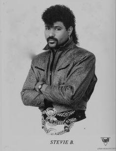 Stevie B. LOL- He was at my Grad Nite in Disney in 1991. Blech.