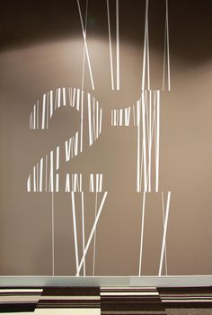 THERE design - Elvevator wall graphics