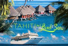 Enjoy special pricing on a hotel-and-cruise vacation package that includes 2 nights at the InterContinental Tahiti Resort & Spa with daily breakfast, a 7-night Tahiti & the Society Islands cruise aboard the award-winning m/s Paul Gauguin, included airfare from Los Angeles, and transfers. Prices start from $4,485 per person. Select sailings only!