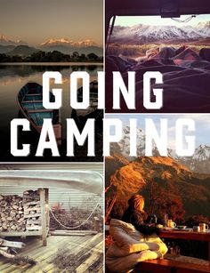 Go camping on warm days and cool nights. Sweat shirts and s'mores at the campfire. Reading by the lake. Watching the animals and taking in the natural beauty of nature and her fresh, clean air. Outdoor Life, Outdoor Fun, Outdoor Camping, Go Camping, Camping Hacks, Australia Tourism, Summer Bucket, Traveling With Baby, Canoeing
