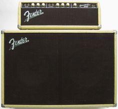 1961 Fender Bassman (Blonde)