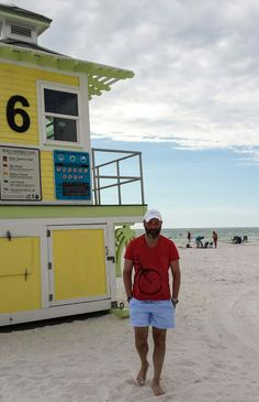 """""""THERE'S NO PLACE LIKE THIS PLACE ANYWHERE NEAR THIS PLACE SO THIS MUST BE THE PLACE"""" Hi guys that's #me and today is the first #holiday #Greetings to #you #all 😎🌞❤ from Clearwater Beach/FL #fashion #instafashion #fashionblogger #mensfashion #menswear #mensstyle #men #luxury #modern #style #nice #amazing #usa #beach #photooftheday #look #instalike #trend #outfit #great #cool #best #picture #outfitpost"""