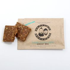 Sometimes taste and texture lack in favor of health benefits, but Bearded Brothers bars are satisfying and delicious