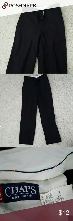 Boys Chaps dress pants Boys dress pants. Great condition. Worn once. Chaps Bottoms Casual