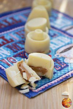 My Culinary Art: Pralinki z masłem orzechowym