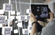 Installazione QR Code VR.  http://virtualmentis.altervista.org/