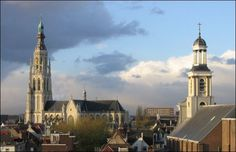 Breda is a city in the west of the province  North Brabant