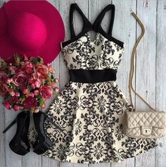 """Dresses Length: Above KneeSleeve Length: SleevelessPattern: PrintMaterial: ChiffonColor: Photo ColorSize:XS (US size) Bust: 31-33"""", Waist: 23-25"""", Hips: 33-35""""S"""