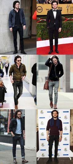 Style Icon: Kit Harrington
