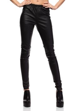 Black MOE Pants&Leggings