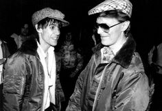 In an interview, the Detroit rocker, who collaborated with Mr. Bowie in the 1970s, talked about their friendship and their work through the years.