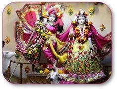 Daily Darshan (15-01-2013) Sri Sri Radha Kunjabihari