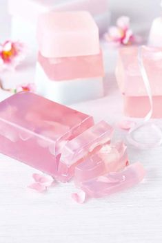 DIY:: Yummy Handmade soap !