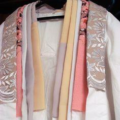 Hanfu, Kimono Top, Tops, Women, Japanese, Embroidery, Ideas, Fashion, Moda