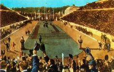 Forestier - Athens , Olympic Games