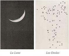 La Lune et Les Etoiles.