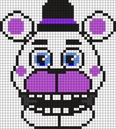 Minecraft Pattern, Minecraft Pixel Art, Melty Bead Patterns, Kandi Patterns, Needlepoint Patterns, Cross Stitch Patterns, Perler Bead Art, Perler Beads, Modele Pixel Art
