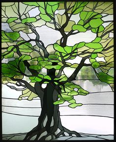 Tree of Life Stained Glass Window Mosaic won prize at the Columbia County Art Guild Art Show Description from I searched for this on images Stained Glass Crafts, Faux Stained Glass, Stained Glass Designs, Stained Glass Panels, Stained Glass Patterns, Leaded Glass, Window Glass, Mosaic Art, Mosaic Glass