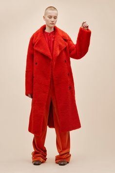 Joseph pf16. That coat!