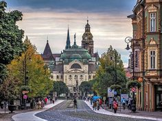 Picture My Town, Countries Of The World, Homeland, Beautiful Landscapes, Hungary, Barcelona Cathedral, Most Beautiful, Street View, Explore