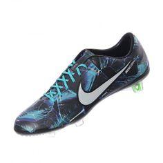 Diseñados para brindarte velocidad y explosividad, los Nike Mercurial Vapor IX LE FG para hombre están hechos para el juego elite de máxima velocidad.