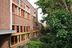 Check out this awesome listing on Airbnb: Live in an old School  in Groningen