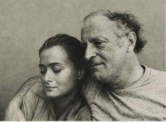 Joseph Brodsky and wife Maria Sozzani