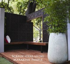 Chippy's Outdoor - Timber Screening, Merbau Screening, Privacy Screens, Decorative Screening