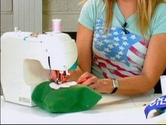 How to Applique : How to Sew Applique