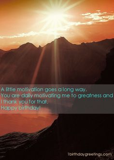 Birthday Wishes for Boss - Greetings