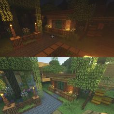 New to minecraft , but I love it and i wanted to share a little mystical village I'm working on! : Minecraft Source by Minecraft Farmen, Minecraft Kunst, Amazing Minecraft, Minecraft Construction, Minecraft Survival, Minecraft Tutorial, Minecraft Blueprints, Minecraft Projects, Minecraft Crafts