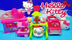 Hello Kitty Toys Collection ❤ Hello Kitty Colección de Juguetes ❤ For Ki...