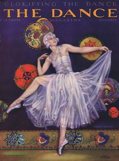 Cover Of Dance Magazine December 1927 Poster Print By Mary Evans / Jazz Age Club Collection X Dance Images, Dance Pictures, Fine Art Prints, Framed Prints, Canvas Prints, Dance Magazine, Art Deco Posters, Shall We Dance, Dance Art