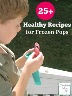 This collection of healthy recipes for frozen pops are kid friendly and use everyday ingredients many of us have in our pantry and refrigerator. Side Recipes, Healthy Recipes, Ninja Recipes, Healthy Dishes, Healthy Treats, Eating Healthy, Healthy Living, Snack Recipes, Clean Eating